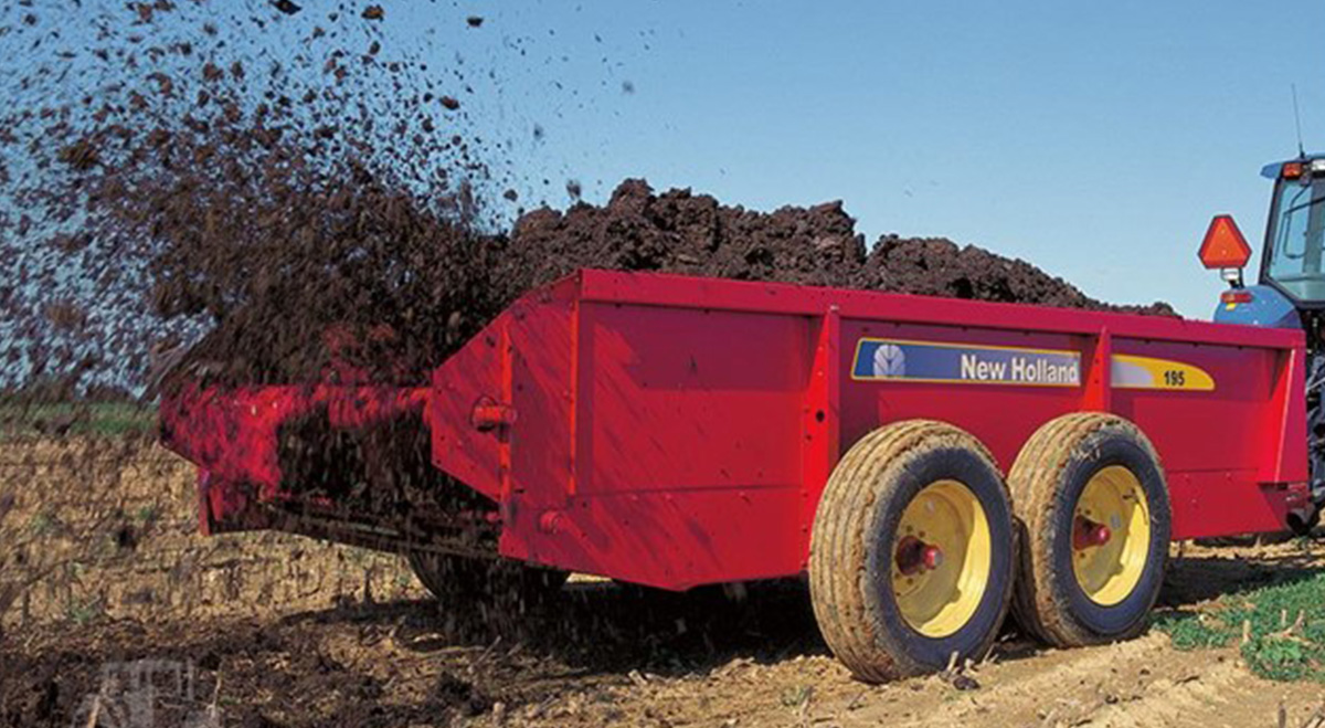 Manure Spreaders - Brown Company