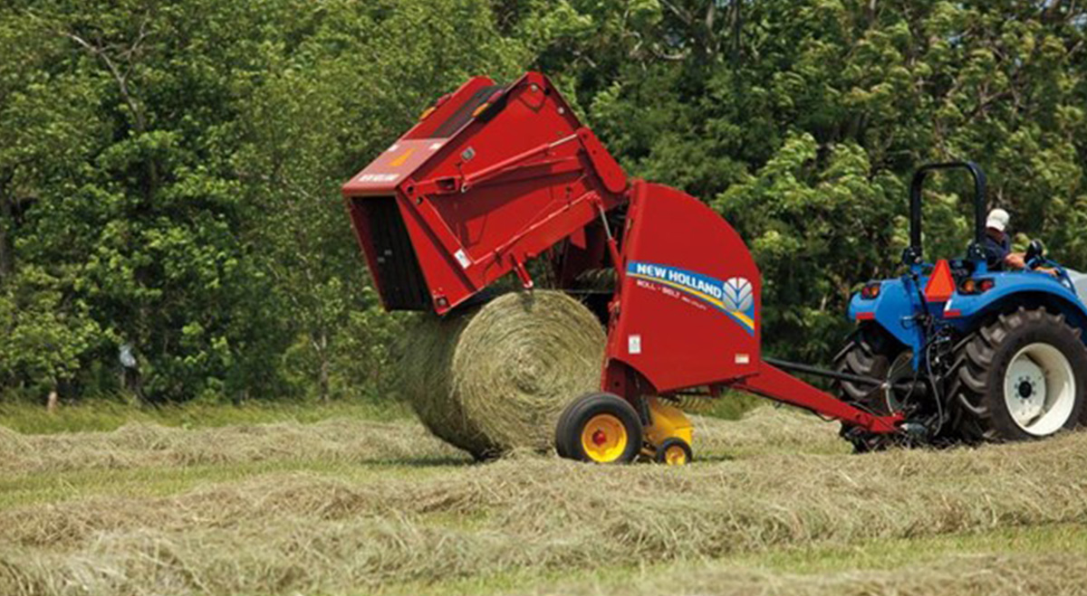 Round Balers - Brown Company